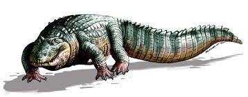 14 closely related crocodiles existed around five million years ago