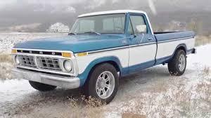 Classic Ford Truck Frames - 1977 ford f 250 ranger xlt frame up restoration original 460 v8