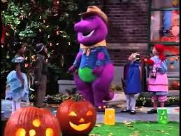 Barney Goes To Videos Vidoemo by Images Of Barney Halloween Party Book Halloween Ideas