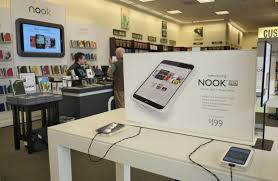 Nook Tablet Barnes And Noble Samsung Barnes U0026 Noble To Create Co Branded Tablets Wsj