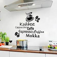delicious coffee cup diy wall stickers for living room bedroom delicious coffee cup diy wall stickers for living room bedroom decoration bakery cafe shop kitchen wallpapers home decor mural