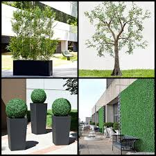 Artificial Plants Home Decor Artificial Outdoor Plants Artificial Hedges Outdoor Fake Plants