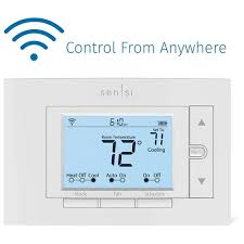 fr1400m 108 emerson thermostats rakuten emerson sensi wi fi thermostat for