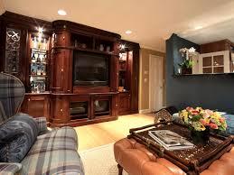 Furniture Elegant Family Room Design With Antique Entertainment - Family room entertainment
