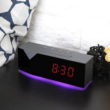 Design Clock by Usb Alarm Clock Beddi Charge Alarm Clock With Usb Charging And