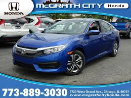 used honda civic chicago honda civic chicago 85 2017 honda civic used cars in chicago