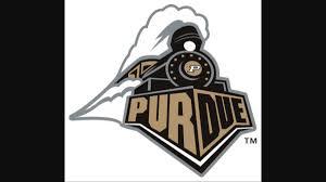 purduesports com logan brown bio purdue university official