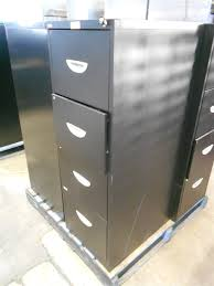 Black Metal File Cabinet Buy Filing Cabinet Online Brisbane Graysonline