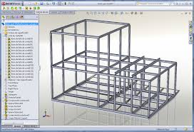Fabuloso Acelere o Projeto de Estruturas Metálicas no SolidWorks 2011  #YH82