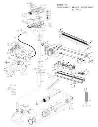 minn kota edge 55 wiring diagram minn kota terrova wiring diagram