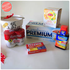 get better soon care package diy chicken soup bowl for a get well soon gift basket