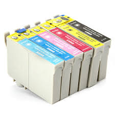 epson ink 99 light magenta epson t098 99 compatible ink cartridges combo pack b c m y lc lm