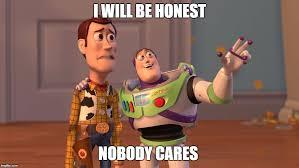 Buzz Lightyear Everywhere Meme - woody and buzz lightyear everywhere widescreen meme generator imgflip