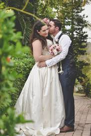 bride wars wedding dress cheyanne and jonathan celebrate disney and star wars wedding