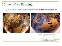Greek Black Figure Vase Painting Greek Vase Paintingancient Greek Culture And Art Click On One Of