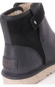 womens ugg ankle boots ugg australia womens black rella mini ankle boots blueberries