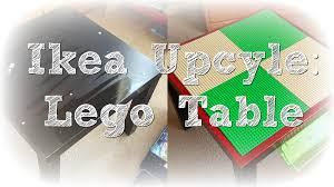 Lego Table Ikea by Diy Ikea Lego Table Upcycle Ytmm Collab 02 05 2016 Youtube