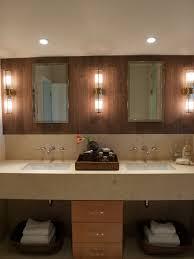 Modern Double Vanity Bathroom by Photos Hgtv Modern Double Vanity Bathroom With Wood Tile