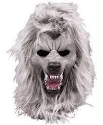werewolf fur halloween mask silver ideas for halloween costume