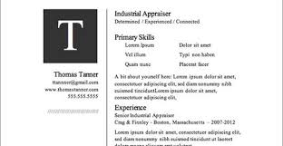 top resume formats top resume templates including word templates the muse