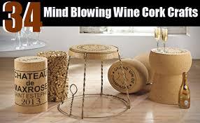 34 mind blowing wine cork crafts diy home creative