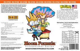 bloom mad farmer products bloom formula