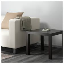 Gray Green Lack Side Table Birch Effect 21 5 8x21 5 8