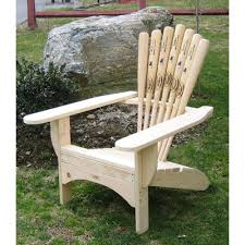 Adirondack Bench Ski Chair Base Ball Bat Adirondack Chair U0026 Reviews Wayfair