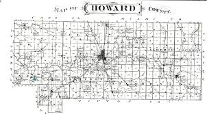 Indiana Counties Map Howard County Indiana Map Image Gallery Hcpr
