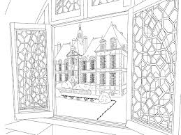 beautiful scenery colouring pages playroom