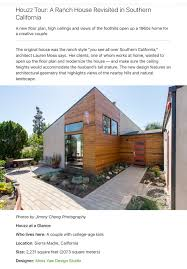 in the news myd u0027s modern ranch home myd blog moss yaw design