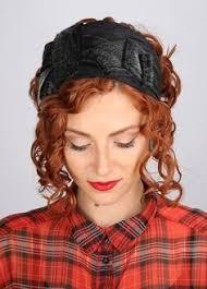 what is the hairstyle called thats a wide mohawk women s faux fur headband fur headwrap ear warmer head warmer