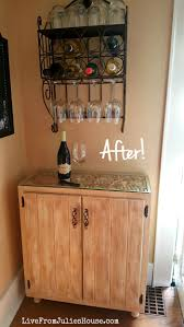 restore cabinet upcycle meet my diy liquor cabinet live