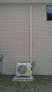 mitsubishi mini split install reynoldsburg heating and cooling company westin air llc