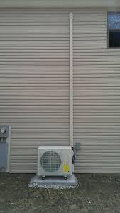 mitsubishi mini split install reynoldsburg heating and cooling company westin air llc
