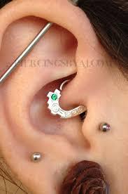 awesome cartilage earrings 37 best ear piercings images on piercing ideas