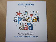 80th birthday card dad ebay