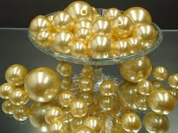pearl vase fillers 80 faux pearl vase filler plastic beads for wedding table decor