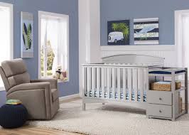Convertible Crib And Changer by Abby Crib N Changer Delta Children U0027s Products