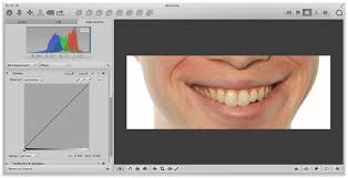 teeth whitening in aperture 3 photoapps expert