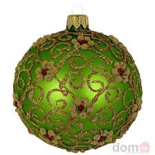 61 best ornaments green images on