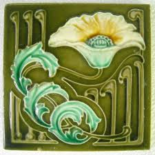 Art Deco Tile Designs 271 Best Art Nouveau To Art Deco Images On Pinterest Art Deco