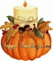 thanksgiving candle cliparts free clip free clip