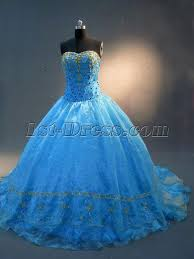 blue quinceanera dresses blue and gold quinceanera dresses 2012 img 2277 1st dress