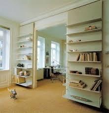 Easy To Build Bookshelf Bookcase Sliding Doors Foter