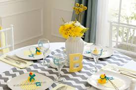 baby shower centerpieces for tables inspiration idea diy baby shower table decorations decorations for
