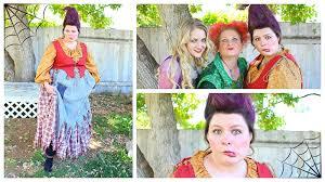 hocus pocus halloween costume mary sanderson costume from hocus pocus youtube