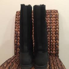 ugg boots sale 73 ugg shoes sale ugg black sonoma boots from stefanie s
