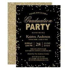 high school graduation invitations announcements zazzle