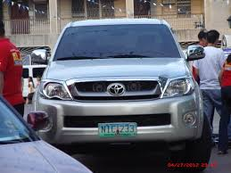 toyota philippines file frontal 2009 facelifted hilux philippines jpg wikimedia commons